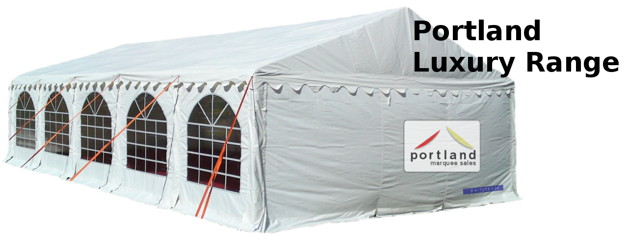 Luxury 380/500gsm PVC Marquees for sale