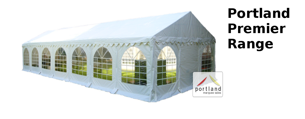 Premier 500gsm PVC marquees for sale