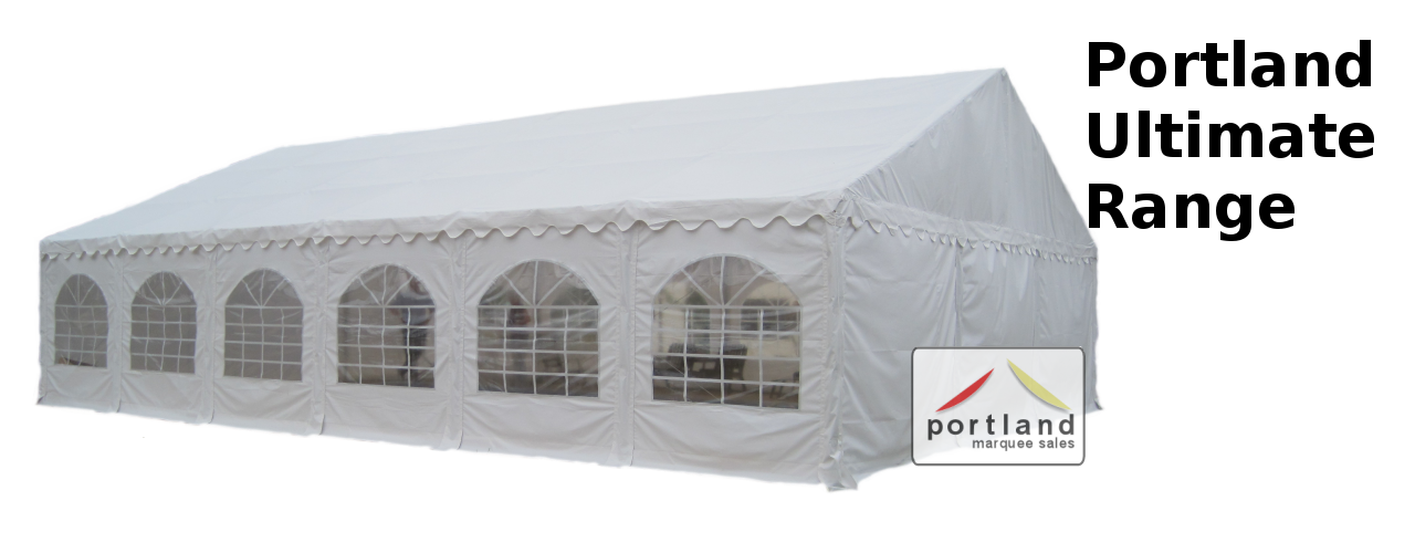 Ultimate 650gsm PVC marquees for sale