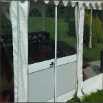 Picture of marquee doors