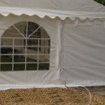 Extra marquee side windows for sale from marquees for sale