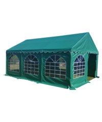 4mx6m 500gsm green PVC premier marquee for sale