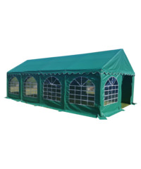 4mx8m green 500gsm PVC premier marquee for sale