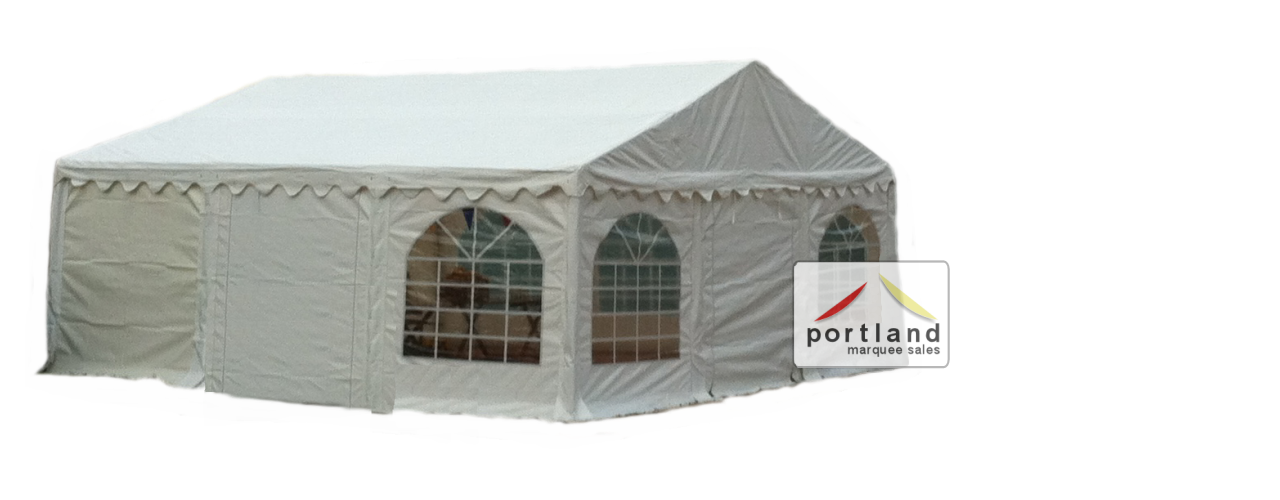 6x6m Professional Marquee