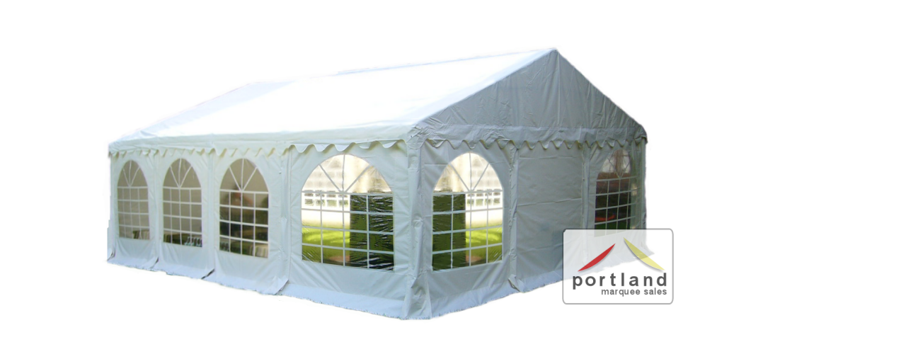 6x8m Professional Marquee