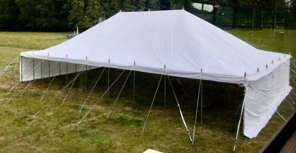 9x13.5m Traditional Marquee