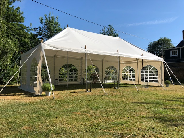 4x8m Traditional Marquee