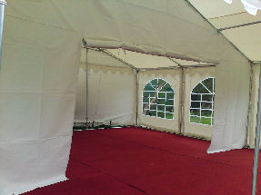 Catering partitions