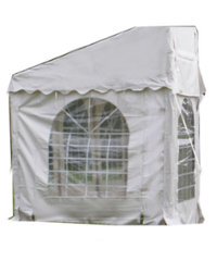 3mx2m 650gsm PVC ultimate demi marquee for sale