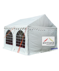 4mx4m 380gsm PVC luxury marquee for sale